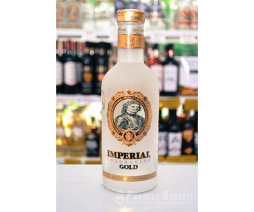 VODKA IMPERIAL COLLECTION GOLD